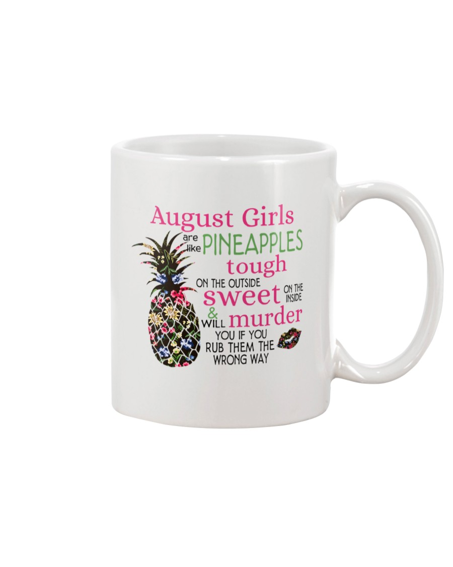 AUGUST WOMAN THE SOUL OF A WITCH Mug