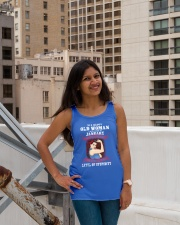 JANUARY - LIMITED EDITION Ladies Flowy Tank lifestyle-bellaflowy-tank-front-3