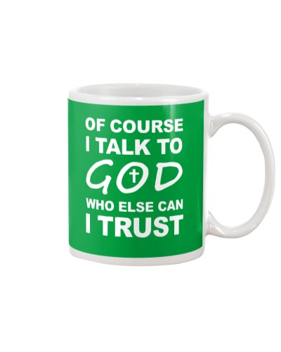 TALK TO GOD - WARRIOR OF CHRIST