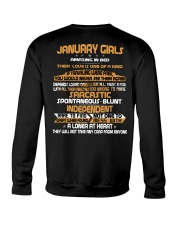 JANUARY GIRLS AMAZING IN BED Crewneck Sweatshirt back