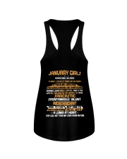 JANUARY GIRLS AMAZING IN BED Ladies Flowy Tank back
