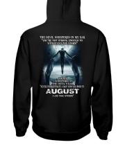 DEVIL WHISPERED - AUGUST Hooded Sweatshirt thumbnail