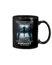 DEVIL WHISPERED - AUGUST Mug thumbnail
