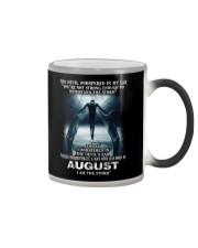 DEVIL WHISPERED - AUGUST Color Changing Mug thumbnail