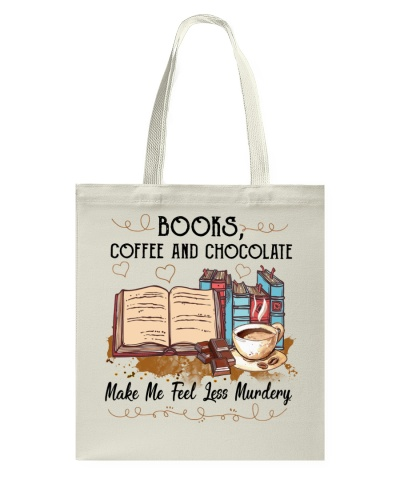 BOOKS COFFEE AND CHOCOLATE