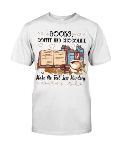 BOOKS COFFEE AND CHOCOLATE