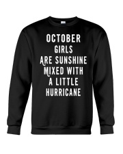 OCTOBER GIRLS ARE SUNSHINE  Crewneck Sweatshirt tile