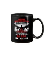 DEVIL WHISPERED - LEO Mug thumbnail