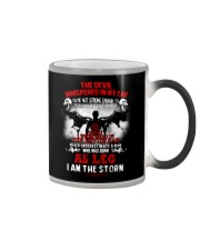 DEVIL WHISPERED - LEO Color Changing Mug thumbnail