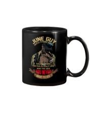 JUNE GUY WITH THREE SIDES Mug thumbnail