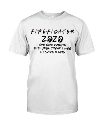 FIREFIGHTER OF 2020