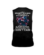 I AM A GRUMPY OLD MAN - AUSTRALIA Sleeveless Tee thumbnail