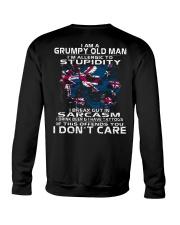 I AM A GRUMPY OLD MAN - AUSTRALIA Crewneck Sweatshirt thumbnail