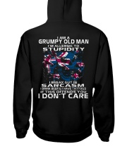 I AM A GRUMPY OLD MAN - AUSTRALIA Hooded Sweatshirt thumbnail
