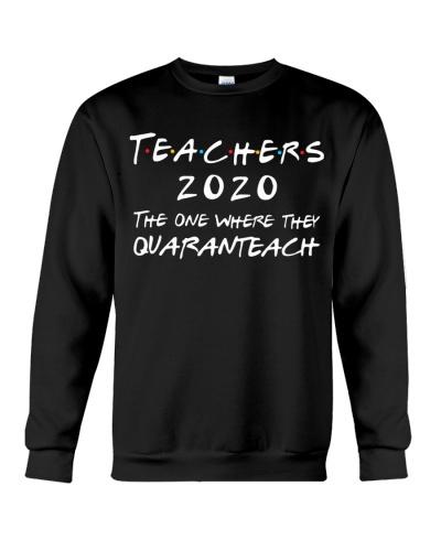 TEACHERS 2020 THE ONE WHERE THEY QUARANTEACH