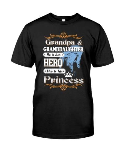 GRANDPA IS HERO