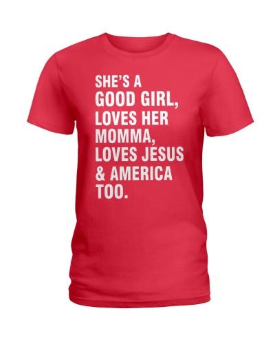LOVE MOMMA LOVE JESUS - WARRIOR OF CHRIST