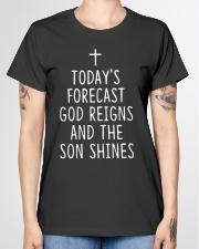 WARRIOR OF CHRIST Ladies T-Shirt garment-tshirt-ladies-front-01