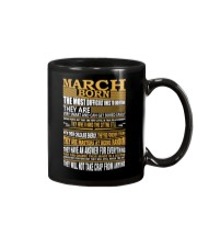 MARCH BORN Mug thumbnail