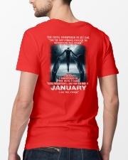 DEVIL WHISPERED - JANUARY Classic T-Shirt lifestyle-mens-crewneck-back-5