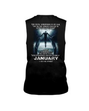 DEVIL WHISPERED - JANUARY Sleeveless Tee thumbnail