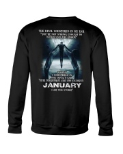 DEVIL WHISPERED - JANUARY Crewneck Sweatshirt thumbnail