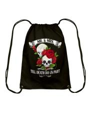 MR AND MRS TILL DEATH DO US PATH Drawstring Bag thumbnail