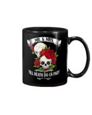 MR AND MRS TILL DEATH DO US PATH Mug thumbnail