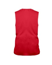 Three-hole T-shirt Sleeveless Tee back