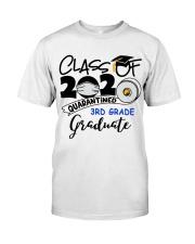 3rd grade graduate  Classic T-Shirt tile