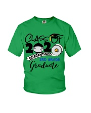 3rd grade graduate  Youth T-Shirt front