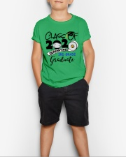 3rd grade graduate  Youth T-Shirt lifestyle-youth-tshirt-front-1