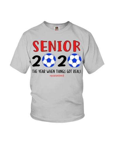 SENIOR grade soccer 2020 quarantine