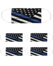 Police flag - mask3 Mask tile