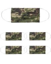 Patriotic - Military Camo Mask tile