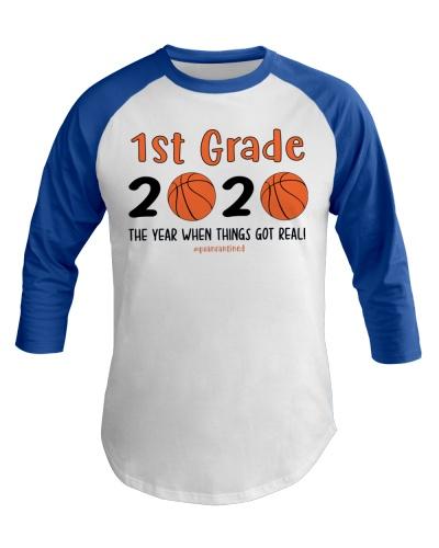 1st grade basketball 2020 quarantine