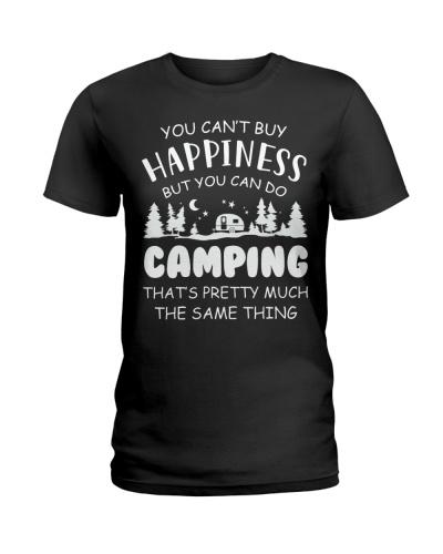 Happiness Camping T-Shirt