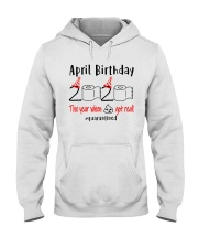 April Birthday 2020 shit ICON got real Ladies T-Shirt
