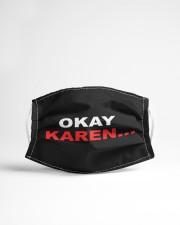 Okay Karen Cloth face mask aos-face-mask-lifestyle-22