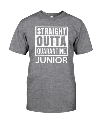 JUNIOR Straight Outta Quarantined