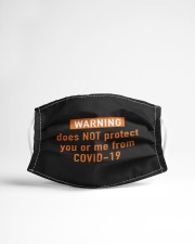 WARNING does not protect you or me from covid19 Cloth face mask aos-face-mask-lifestyle-22