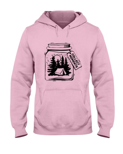 Collect Moments camping tshirt