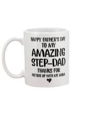 DAD-MUP Mug back
