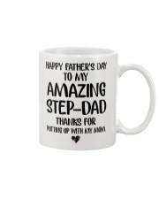 DAD-MUP Mug front