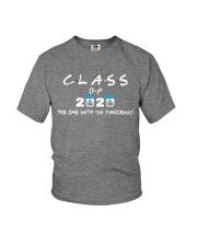 class of 2020 pandemic Youth T-Shirt thumbnail