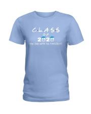 class of 2020 pandemic Ladies T-Shirt thumbnail