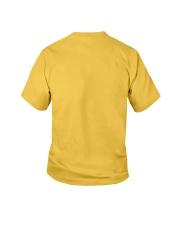 1st grade graduate  Youth T-Shirt back