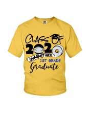 1st grade graduate  Youth T-Shirt front