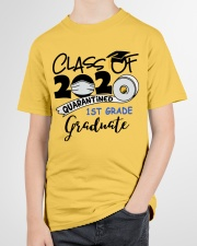 1st grade graduate  Youth T-Shirt garment-youth-tshirt-front-lifestyle-01
