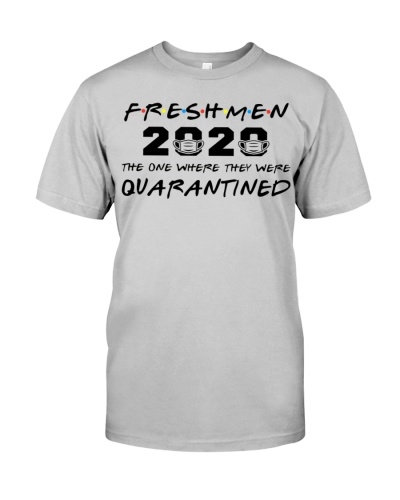 Freshmen 2020 Quarantied